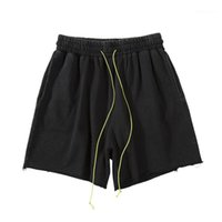 Basketball Training Pants Contrast Streamer Casual Shorts Summer Mens Desigenr Shorts Sports Mens Loose Outdoor Running