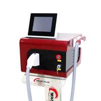 pico machine de déplacement de tatouage avec trois longueurs d'onde commutateur déplacement de colorant de laser picoseconde Q Pigmentation Removal beauté Machine tache sombre Remove