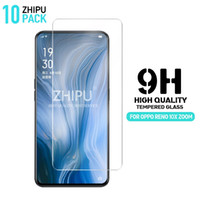 10pcs Pro A7 A7x R15X RX17 neo Pro tempered protective film 9H 2.5D high quality tempered glass OPPO Reno 10X zoom A7n A5s F11