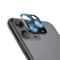 전화 렌즈를 위한 스크린 보호자 아이폰 11 프로 최대 부드럽게 한 유리제 반대로-반대로 찰상-지문 디자이너 전체 범위 완성 관리