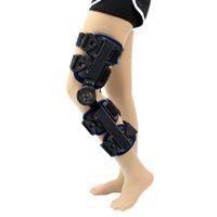 Regolabile Supporto Articolare Knee Pad Comune Stecca Sport Supporto Del Ginocchio Ortesi Legamento Pastiglie Sport Protezione Di Sicurezza