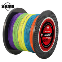SeaKnight TP 300M 500M 1000M Linea da pesca 8 10 20 30 40 60LB Multi-Color Braided Line Multifilament PE Pesca per