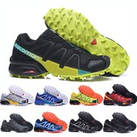 brand new 0ea67 8aa09 Salomon Shoes Speed Cross 4 CS IV Hommes Chaussures de sport Hinking  designer homme