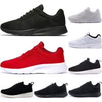 Klasik tanjun Üçlü Siyah Beyaz Erkekler Bayan Koşu ayakkabı 3.0 kırmızı Londra Olimpiyat Açık Ayakkabı 1.0 erkek spor eğitmeni Çalıştırmak Sneakers