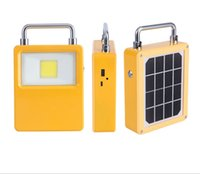 10W 20W 30W 50W Solar Energy Power LED flood light waterproo...