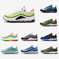 Volt and Rush Pink Women Men Running Shoe Summit Laser Fuchsia Tiger Camo Neon Seoul Blue Nebula Future Forward LX Sports Outdoor Sneakers