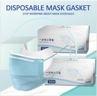 50Pcs Disposable Mask gasket Fine Mask Pad for Mask Replacem...