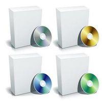 Vendita all'ingrosso Nuovi dischi vuoti di vendita caldi Dischi DVD Regione 1 USA Versione USA 2 DVD versione Regno Unito Trasporto veloce e migliore qualità
