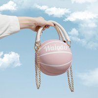 Panelled Color Summer basketball bags For Women 2020 Summer ...