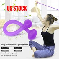 USA Stock Flat Rally Stretch Rope Multifunctional Non- slip H...
