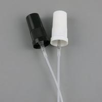 100 x Şişe Kapağı Estetik Plastik İnce Mist Püskürtme Esansiyel Yağ Şişe için 18mm için kullanılır