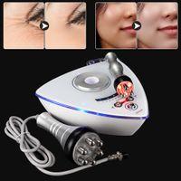 Venta caliente LED RF ccsme Multi-funcional de infrarrojos lifting facial belleza máquina para uso doméstico