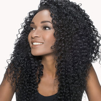 Virgin Brazilian Hair Lace Front Wig Natural Malaysian Curly...