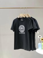 19ss New Arrival VERS Lovers Kith Cotton Tshirts Paris Print...