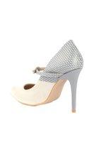 Trendyol замшевые женские классические туфли на высоком каблуке TAKSS20TO0048