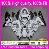 100% Fit injection Pour KAWASAKI ZX1000 C ZX 10 R ZX10R 04 05 corps 62HM.5 vente Noir ZX10R 04 05 ZX1000C ZX 10R 2004 2005 OEM Carénage Kit