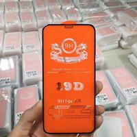 Tampa completa 19D vidro temperado para iPhone 11 Portectors PRO tela MAX de vidro temperado para iPhone XR XS Max 7 8 mais de vidro