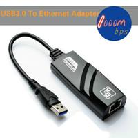 حار بيع usb 3.0 لسريع إيثرنت lan rj45 شبكة الكابل بطاقة محول 28 سنتيمتر 10 ميغابت في الثانية أو 100 300mbps شبكة ل ماك ل win7 لأجهزة الكمبيوتر 10 قطعة / ...