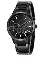 AR2434 AR2447 AR2433 AR2447 AR2433 AR2448 AR2432 AR2453 AR2452 AR2454 cronografo orologio da uomo blu orologio blu orologio