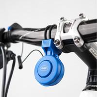 TWOOC électronique Vélo Bell Upgraded charge vélo Corne rechargeable étanche à faible bruit Installation facile à vélo Accessoires CCA12193 36pcs
