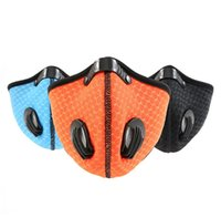 Outdoor Sports Riding Mask Windproof Dustproof Filters Anti ...