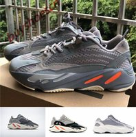 2019 New Wave Runner 700 V2 Inertia Grey Magnet Vanta 3M Reflective Top Quality Gum Bottom Mauve Sneakers Designer Men Women shoes