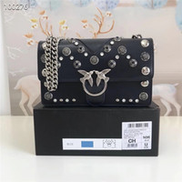 Moda Swallow Lock Diamond Women Bag Diseñador de la marca de lujo Bolso femenino Messenger Bag Lady Cadena Bolsos de hombro Crossbody