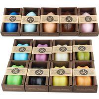 태국 손으로 만든 대나무 숯 알로에 보습 클렌징 비누 장미 염소의 필수 필수 비누 믹스 배치 Handmade Soap T3I5057