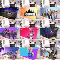 40 Style Fortnite Battle Royale Blanket 2019 New Plaid Blank...