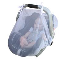 15465 traspirante bambino infantile insetto dell'insetto Rete Pizzo Tulle Infant Car Carriers copertura di sedi culle