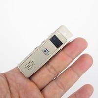 Ein Schlüssel Aufnahme Super Mini LCD Digital Voice Stick aktiviert Recorder Stift tragbare 30 Stunden Arbeitszeit