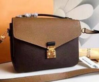 2019 yeni kadın tasarımcı Messenger çanta deri kadın çanta poşet Metis omuz çantaları crossbody çantaları M40780