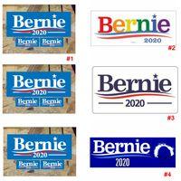Bernie Coche Pegatina 10 unids / Lot America Presidente Elección General Trump 2020 Paster Vehículo Autocar Decoración Pegatinas De Parachoque LJJA3763-13