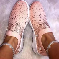 Women Canvas Shoes Woman Ladies Casual Shoes Soft Loafers Wo...