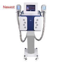 Dernières Cryolipolysis Refroidissement Fat Gel Minceur machine à usage personnel cryothérapie graisse corporelle Equipement d'enlèvement pour la réduction de la cellulite