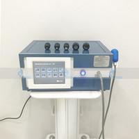 Plus puissant traitement de la douleur Shockwave Wave Therapy machine Bullet pneumatique thérapie de choc Équipement de physiothérapie sans douleur Spa Salon utilisation