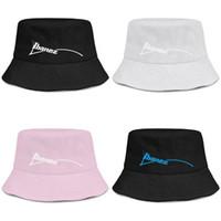 hombre del emblema del logotipo negro Ibanez y mujeres buckethat estilos lindo balde baseballcap símbolo Logo Guitarra