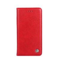 Per Google Pixel 4 4A 4XL 3A 3AXL 3XL Retro carta della tasca Portafoglio in pelle cavalletto Flip Phone Case Cover