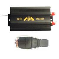 GPS103B GSM/GPRS/GPS Auto Vehicle TK103B Car GPS Tracker Tracking Device with Remote Control Anti-theft Car Alarm System
