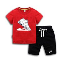 Baby Boys And Girls Designer T- shirts And Shorts Suit Brand ...
