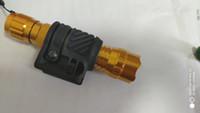 Uwe 501B Ultra 6P Cree R2 RCR123A Taschenlampe QD barrel Halterung Lampenbügel QD Gewehrgewehr torch