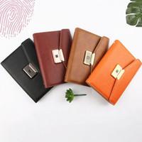 Fingerprint bloqueio notebook novo estilo nova tendência da moda revista top cadernos secretos para o presente e gratificante