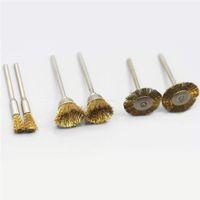 1pc Sandline Grinding Wheel Brush Wire Polishing For Sander Furniture Abrasive