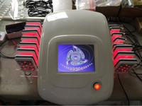 14 pastiglie laser Zerona! massaggio laser liposuzione lipo macchina laser sottile