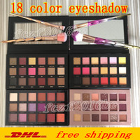 High quality makeup beauty 18 Colors Eyeshadow Palette NUDE ...