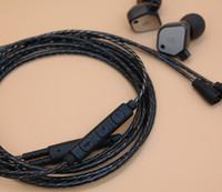 Yeni Marka 1SENNHEISER IE8i Kulaklıkları ile MIC IN-EAR Kulaklıklar Kulaklık Stereo Ses ile Perakende