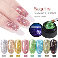 January3 Nail Art Dekorasyon Elmas Tutkal Oje UV Tutkal Nail Art DIY M0123