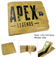 APEX Legends Wallets Women Wallets Short Zipper Card wallet ...