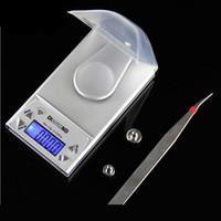 50 g 20g 10g Mini électronique numérique 0.001g bijoux Balance Balance de poche Affichage Gramme LCD Avec poids + brucelles équilibre