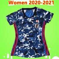 Maglie donna Giappone home maglia da calcio donna 19/20 femminile # 4 HONDA # 9 OKAZAKI maglia da calcio nazione squadra 2020 ragazze uniforme